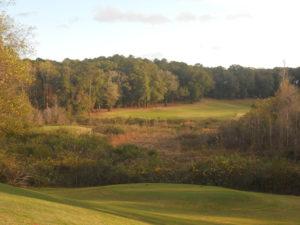 Marshwood Course at the Highland Oaks Golf Course Dothan Alabama