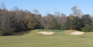 Magnolia Course at the Highland Oaks Golf Course Robert Trent Jones Golf Trail Dothan Alabama