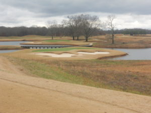 Fighting Joe Course at The Shoals Robert Trent Jones Golf Trail Muscle Shoals, Alabama