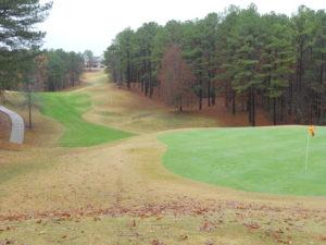 Ridge Course at the Oxmoor Valley Golf Course Robert Trent Jones Golf Course Birmingham Alabama