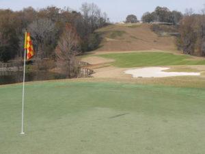 Capitol Hill Golf Course Robert Trent Jones Golf Trail Prattville Alabama