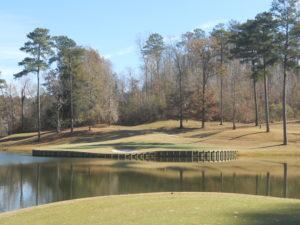 Sherling Course Cambian Ridge Golf Course Robert Trent Jones Golf Trail Greenville Alabama