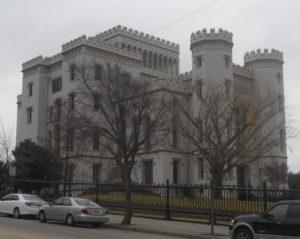 Old State Capitol: Louisiana, Baton Rouge, Louisiana