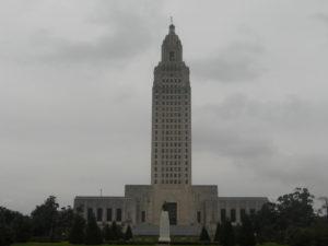 State Capitol: Louisiana Baton Rouge, Louisiana