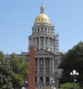 State Capitols: Colorado Denver, Colorado