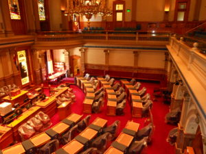 Inside State Capitol: Colorado Denver, Colorado