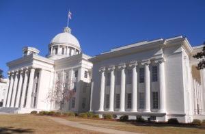 State Capitols: Alabama Montgomery, Alabama