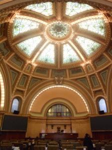 Inside State Capitol: Mississippi, Jackson, Mississippi