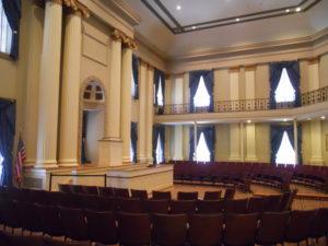 Inside Old State Capitol: Mississippi, Jackson, Mississippi