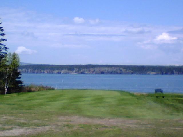 Grindstone Neck Golf Course Winter Harbor, Maine