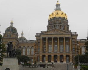 State Capitol: Iowa Des Moines, Iowa