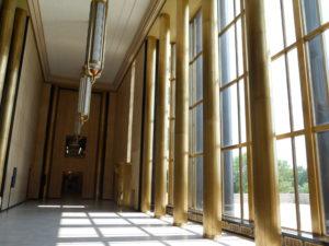 Inside State Capitol: North Dakota Bismark, North Dakota