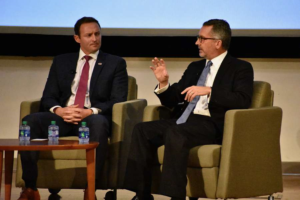 Patrick Murphy and David Jolly (photo from Tampa Bay Times)