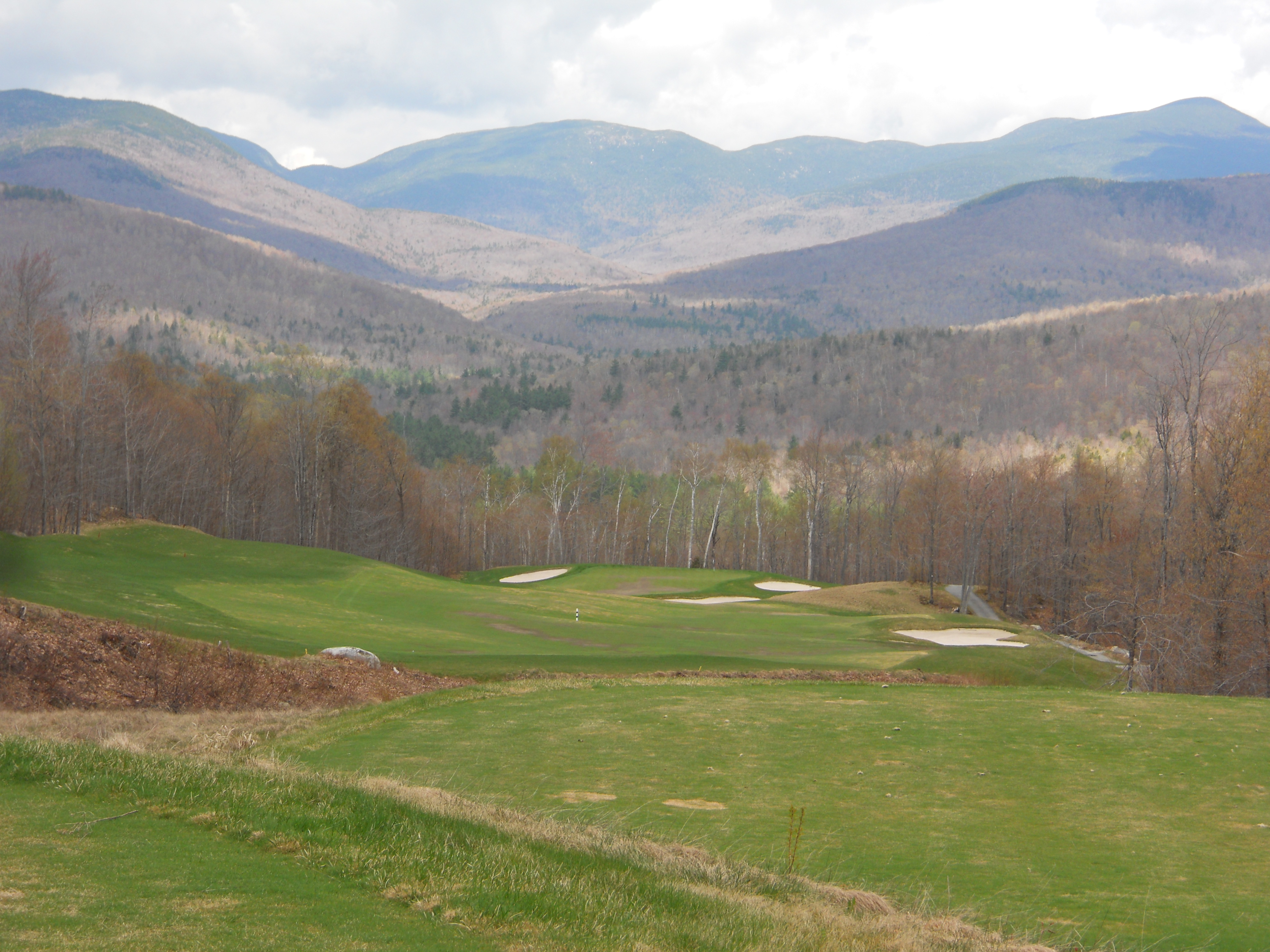 Sunday River Golf Course Newry, Maine